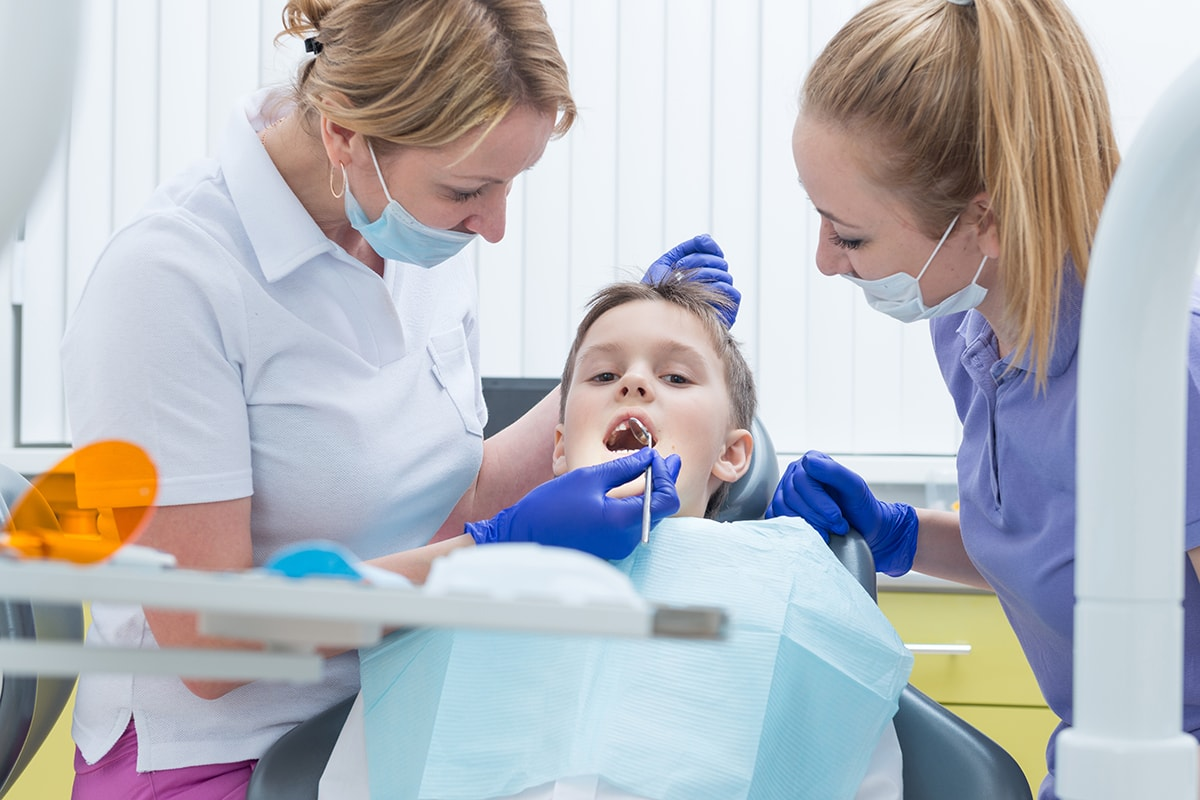 dental injuries