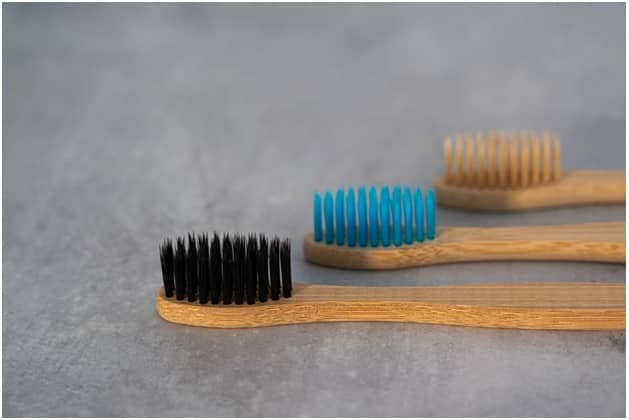 small toothbrush